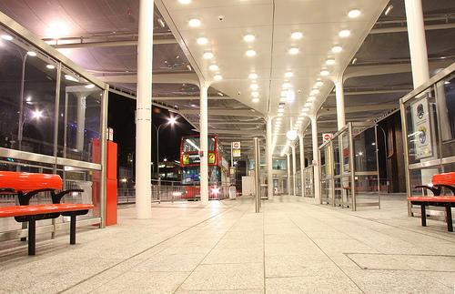 White City Development Bus Station